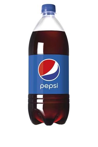 Pepsi cola regular prb fles 1.1 liter