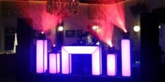 Drive-in-shows / weddingshow & Muziek bands