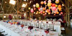 materiaal bruiloft