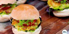 Vegetarische broodjes