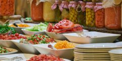 Warme & koude buffetten vegetarisch